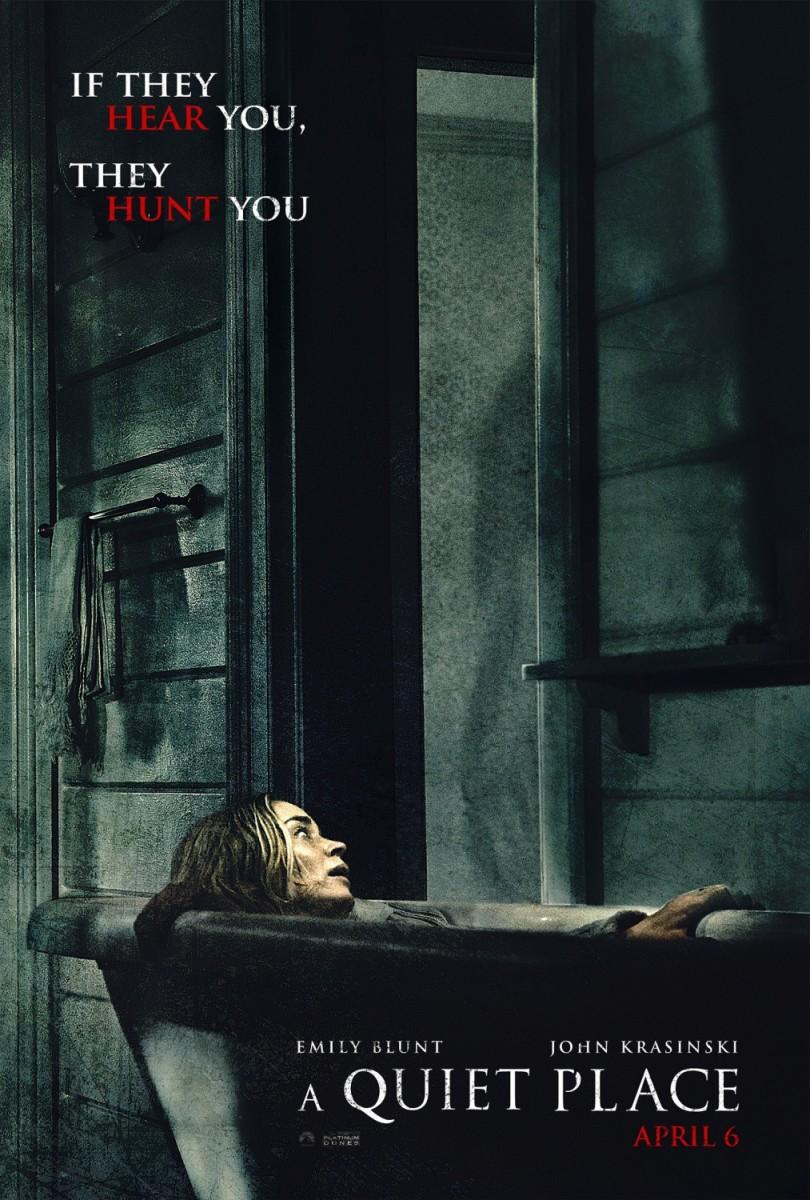 "Movie Review: ""A Quiet Place"""