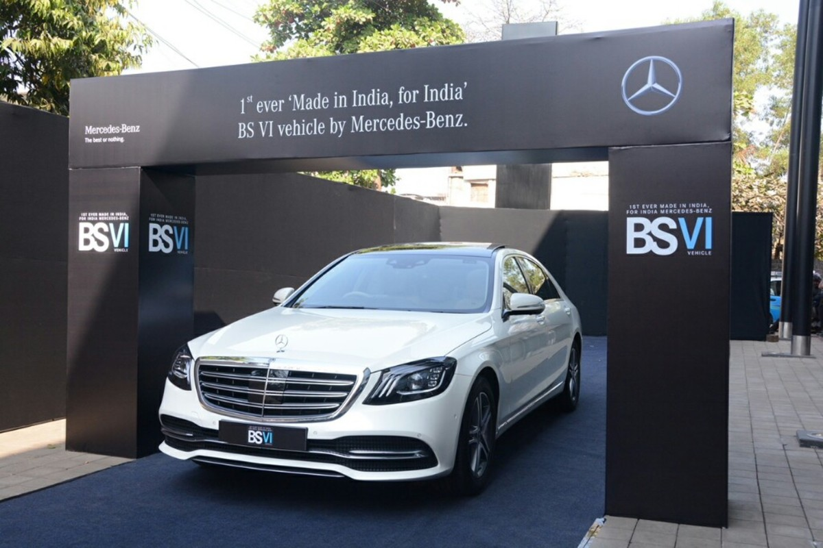 Meeting Higher Emission Norms Using Lower Grade Fuel, Mercedes-Benz Strikes Again!!