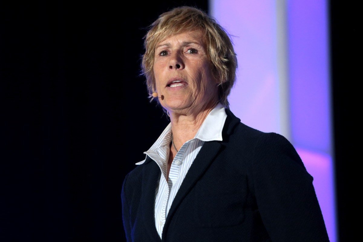 At age 64, Diana Nyad swam 110 miles across the Gulf of Mexico—from Havana, Cuba to Key West, Florida.