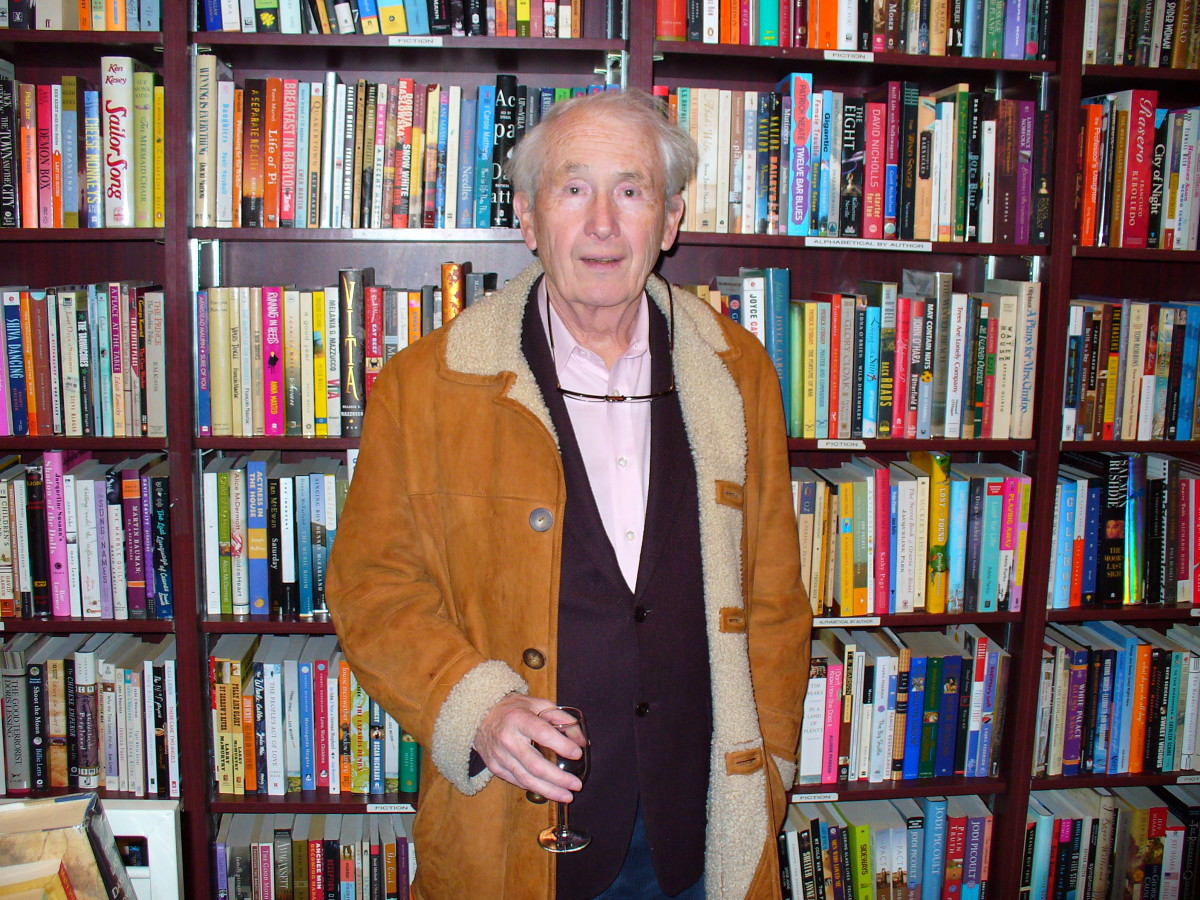 "Frank McCourt published his first book, the Pulitzer Prize winning ""Angela's Ashes"" at age 66."