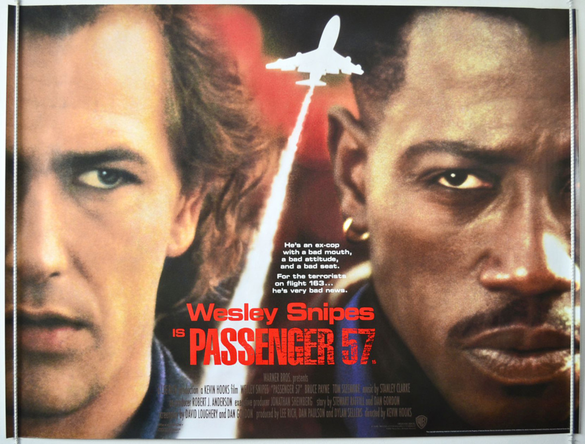 Should I Watch..? 'Passenger 57'