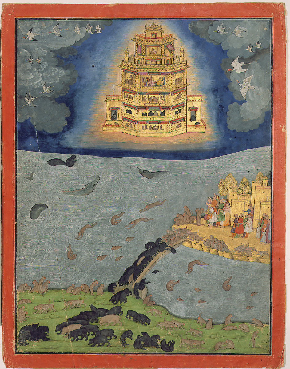 The Pushpaka Vimana