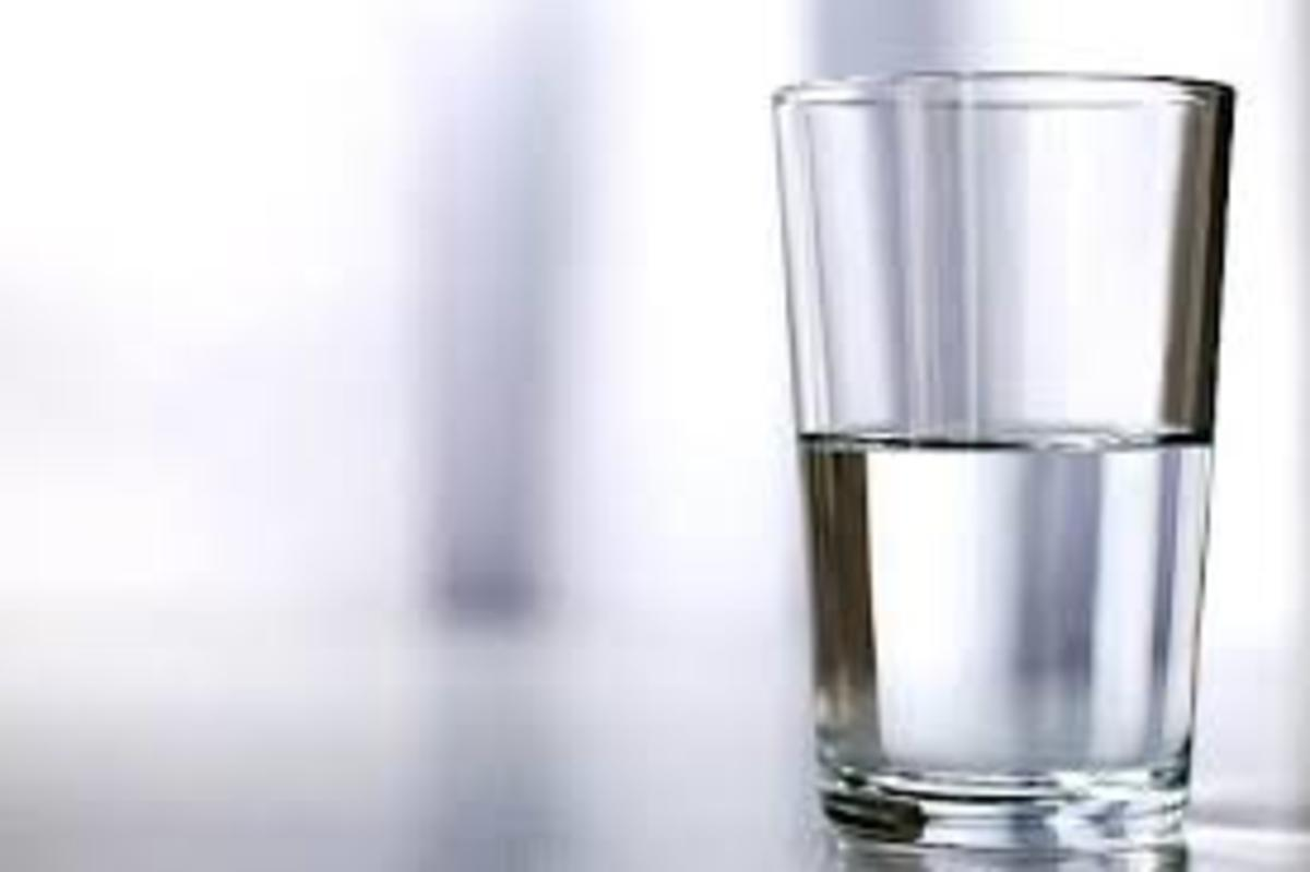 My Glass of Water