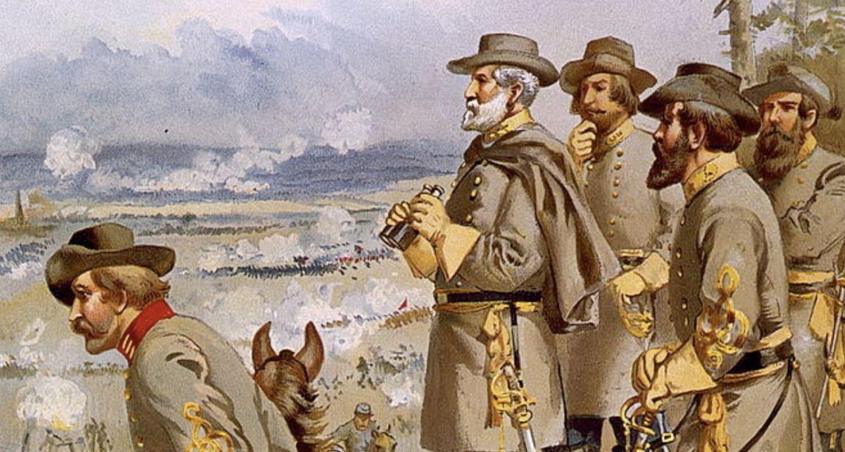 On Slavery: Robert E. Lee Vs Ulysses S. Grant