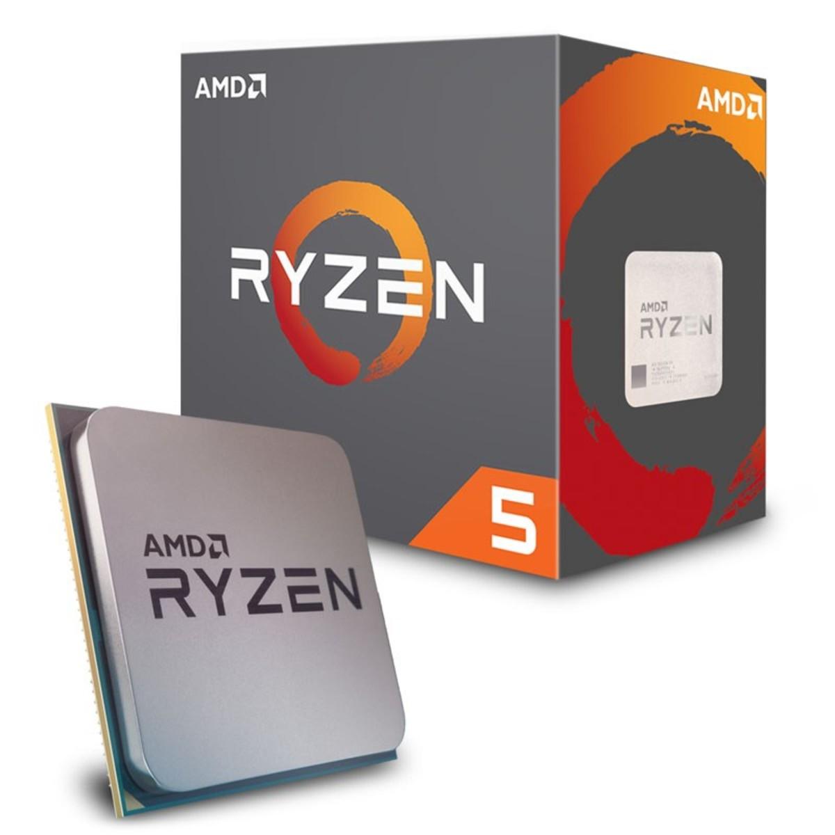 AMD Ryzen 5 2600 vs Intel Core i7-7700K with Benchmarks