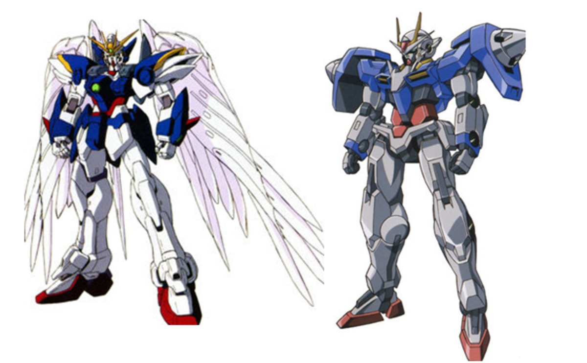Are Slim Gundams a Good Thing?