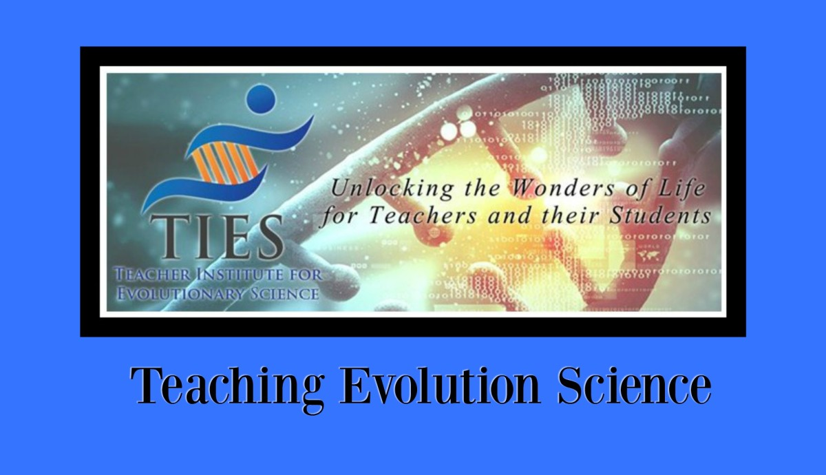 TIES is an organization dedicated to helping middle school teachers teach evolution better.