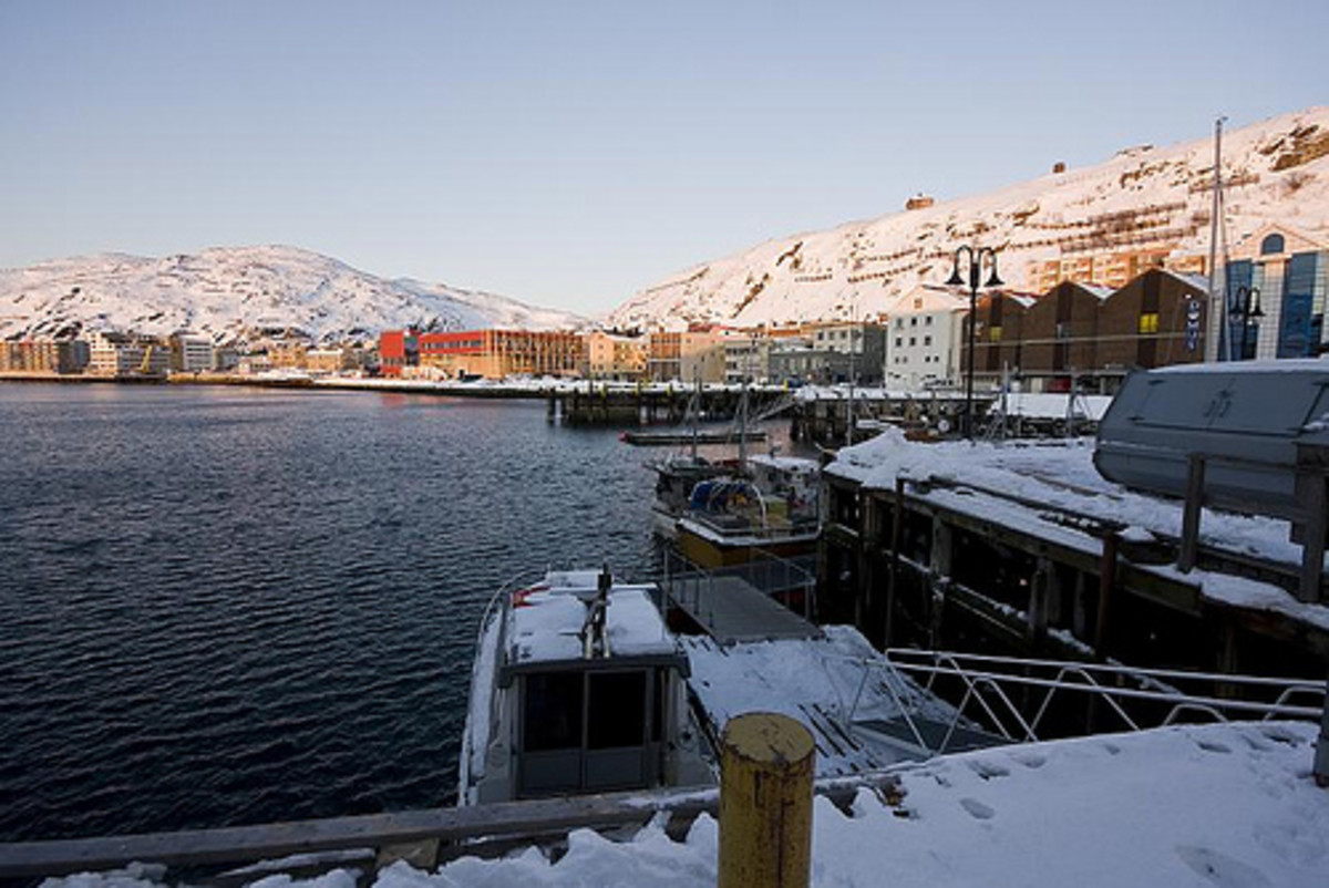 Hammerfest, Norway: The Town that Will not Die