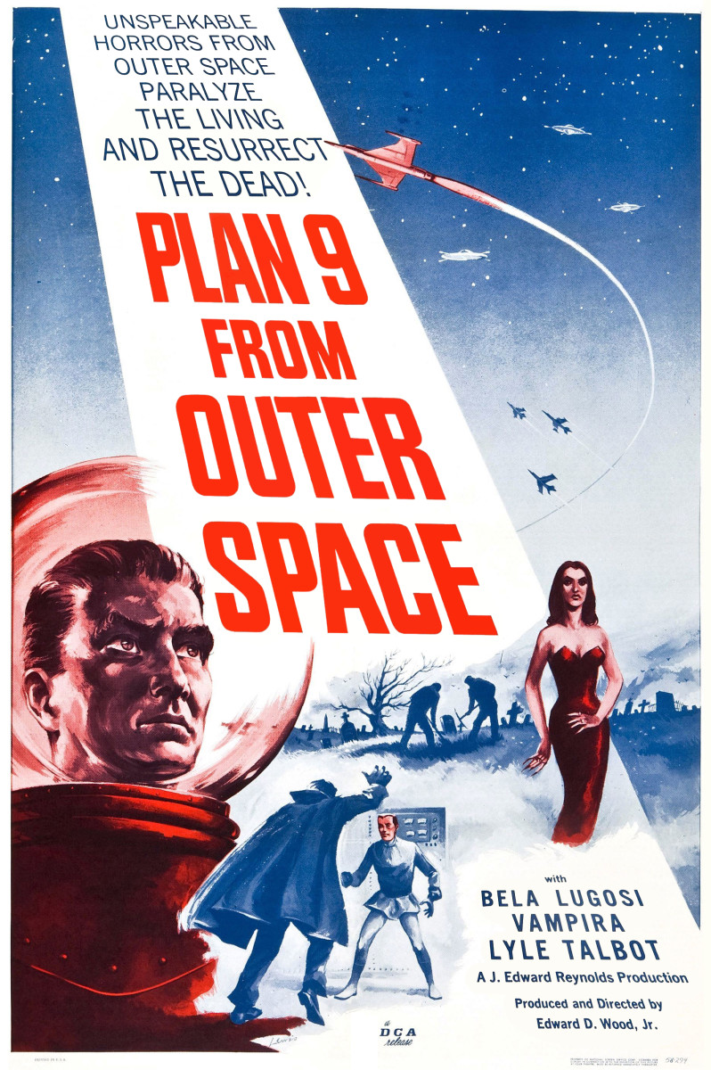 Should I Watch..? 'Plan 9 From Outer Space'