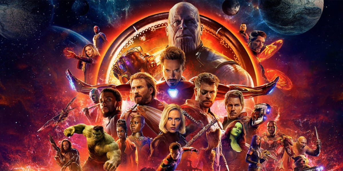 Avengers: Infinity War (2018) Movie Review (No Spoilers)