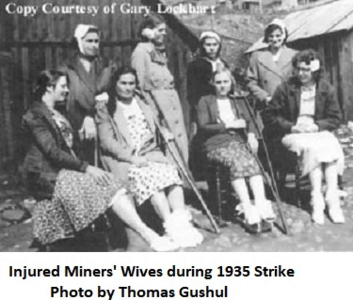 Black Wednesday: Miners' Wives and the 1935 Corbin, B.C., Strike