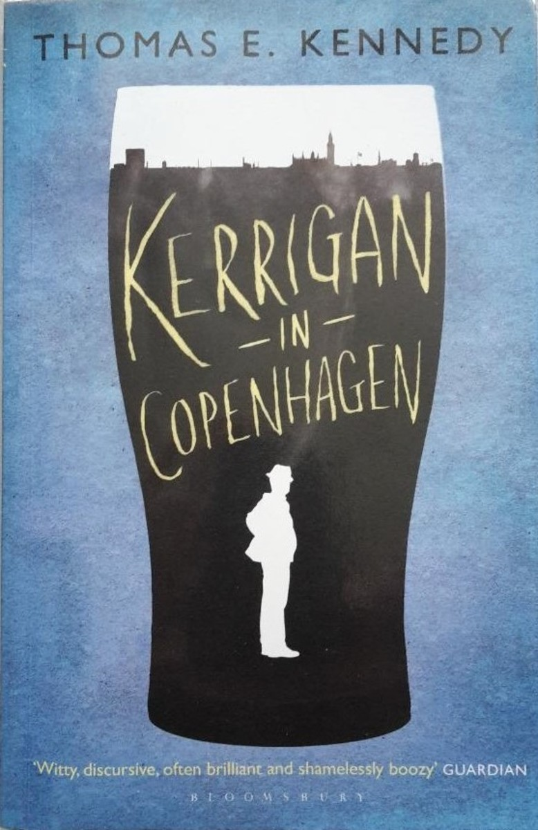 Book Review: Kerrigan in Copenhagen by Thomas E. Kennedy