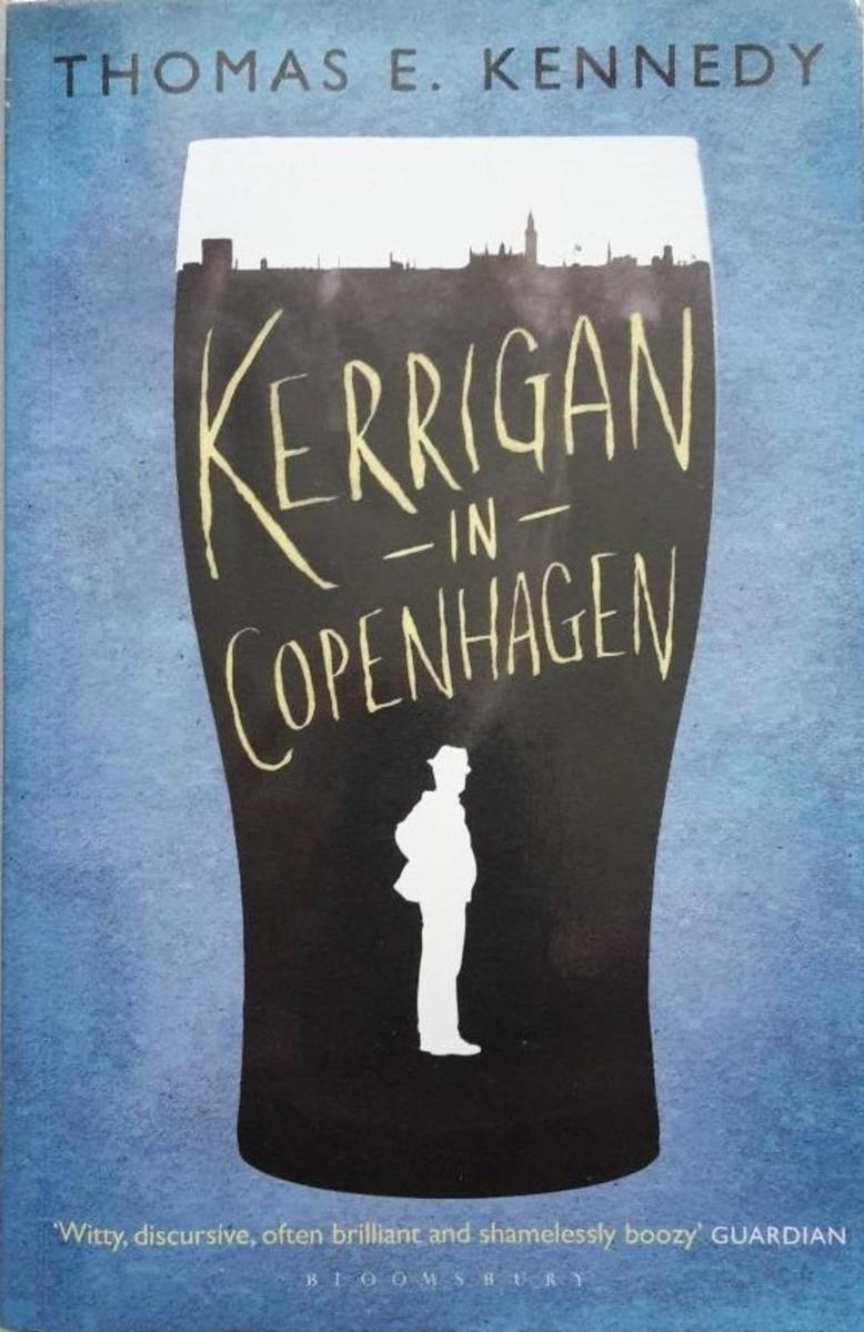 Cover of Kerrigan in Copenhagen.
