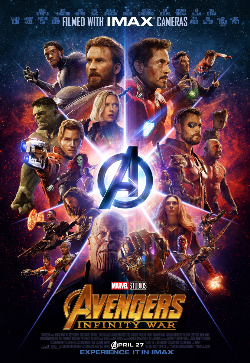 'Avengers: Infinity War' Movie Review