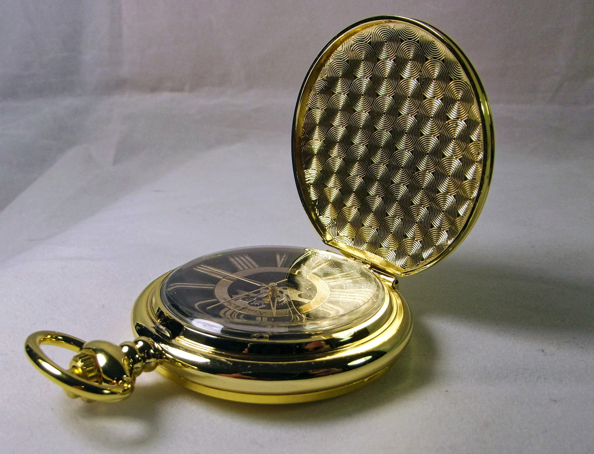 Review of a Kronen & Söhne Mechanical Pocket Watch