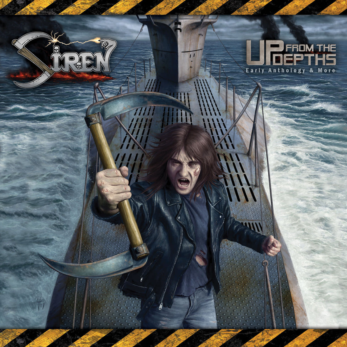 "Siren ""Up From the Depths: Early Anthology & More"" Album Review"