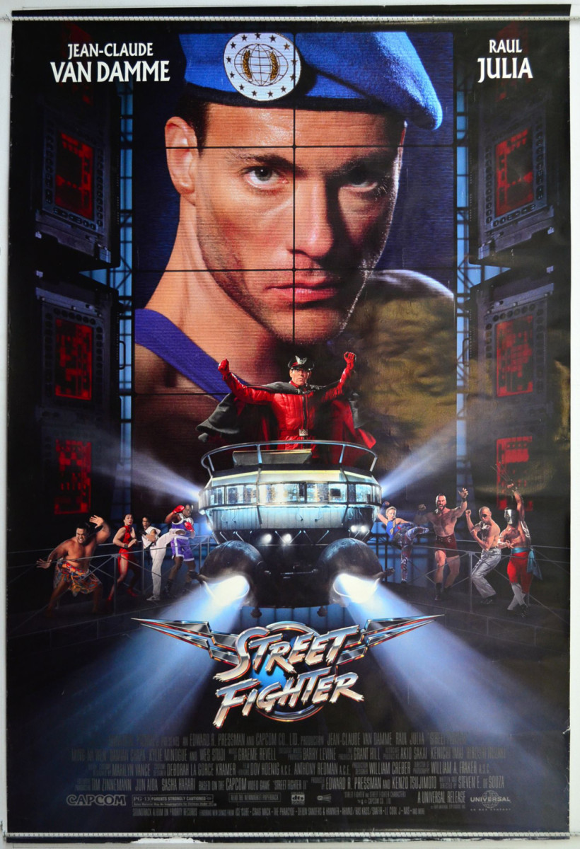 Should I Watch..? 'Street Fighter'