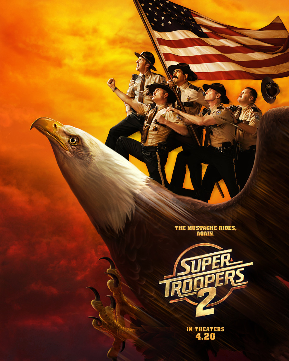 'Super Troopers 2' Movie Review