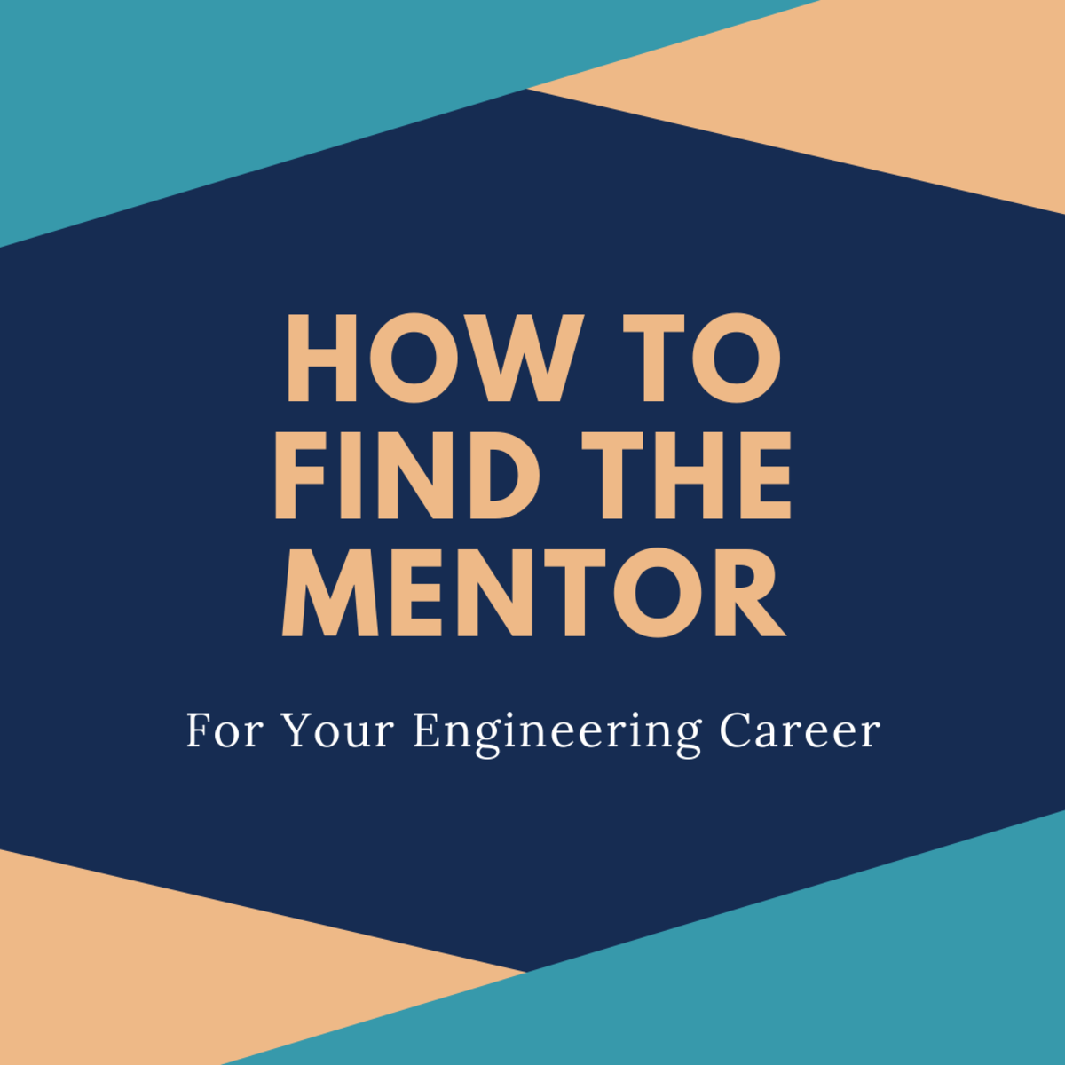 Find out how to find the right mentor for your needs.