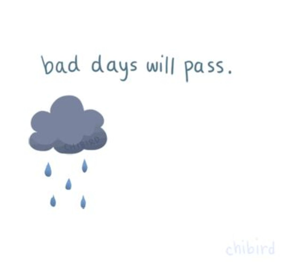Embracing Bad Days