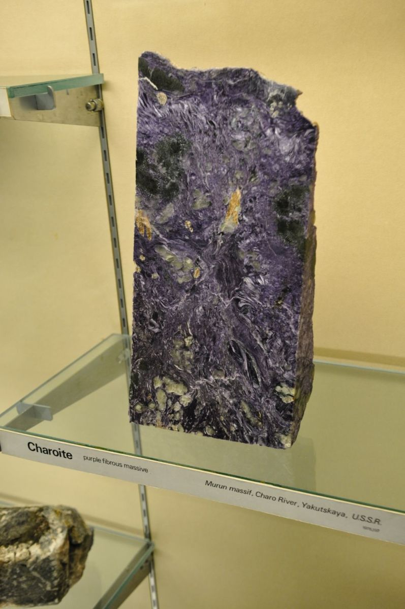 Charoite may benefit those on the autism spectrum.