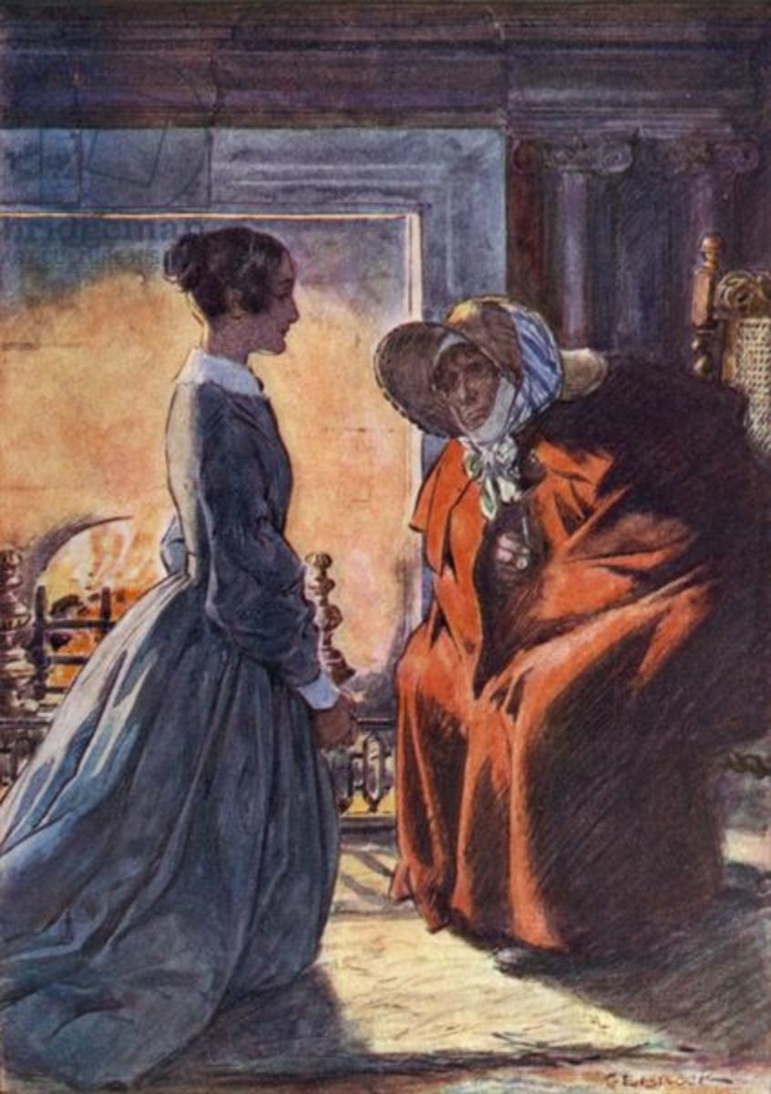 Fortunes and Fluidity: Jane Eyre