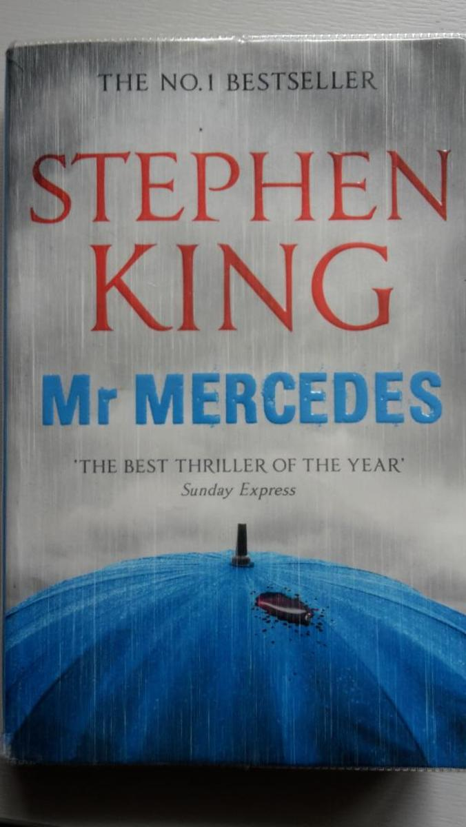 A Book Review of 'Mr Mercedes' by Stephen King