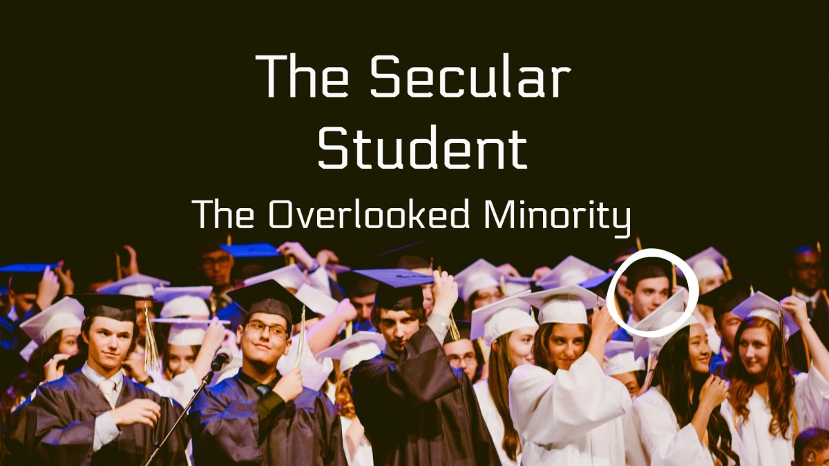Slightly more than one in ten college students is a nontheist.