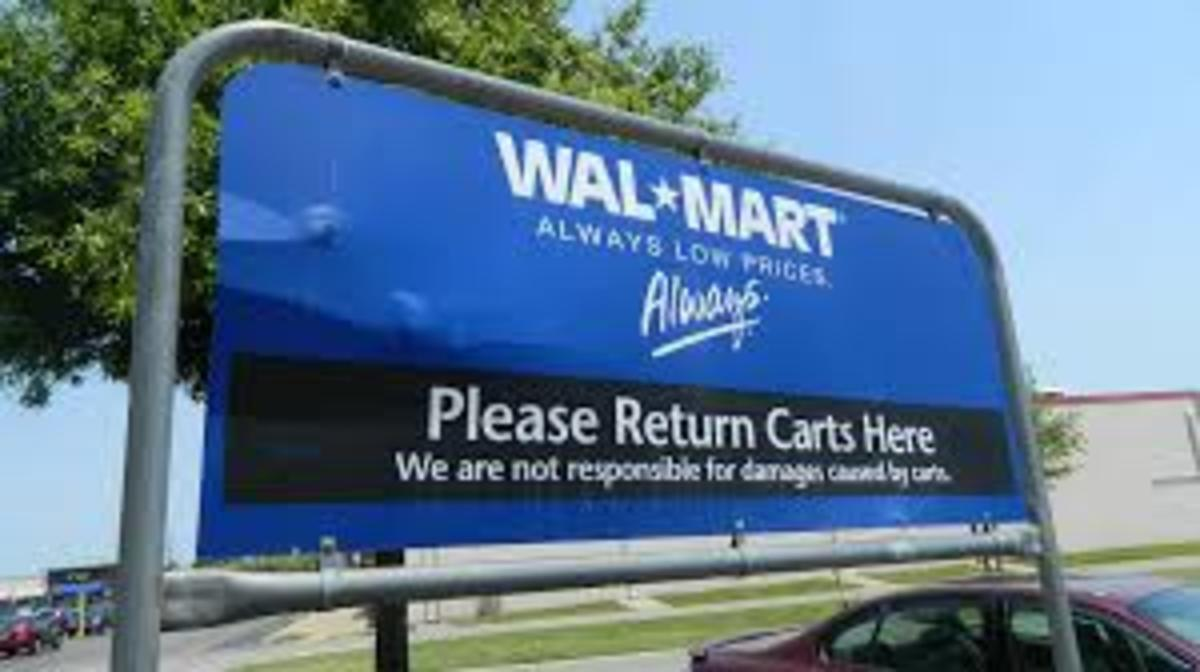 Tips for Working at Wal-Mart as a Cart-Pusher (2018)