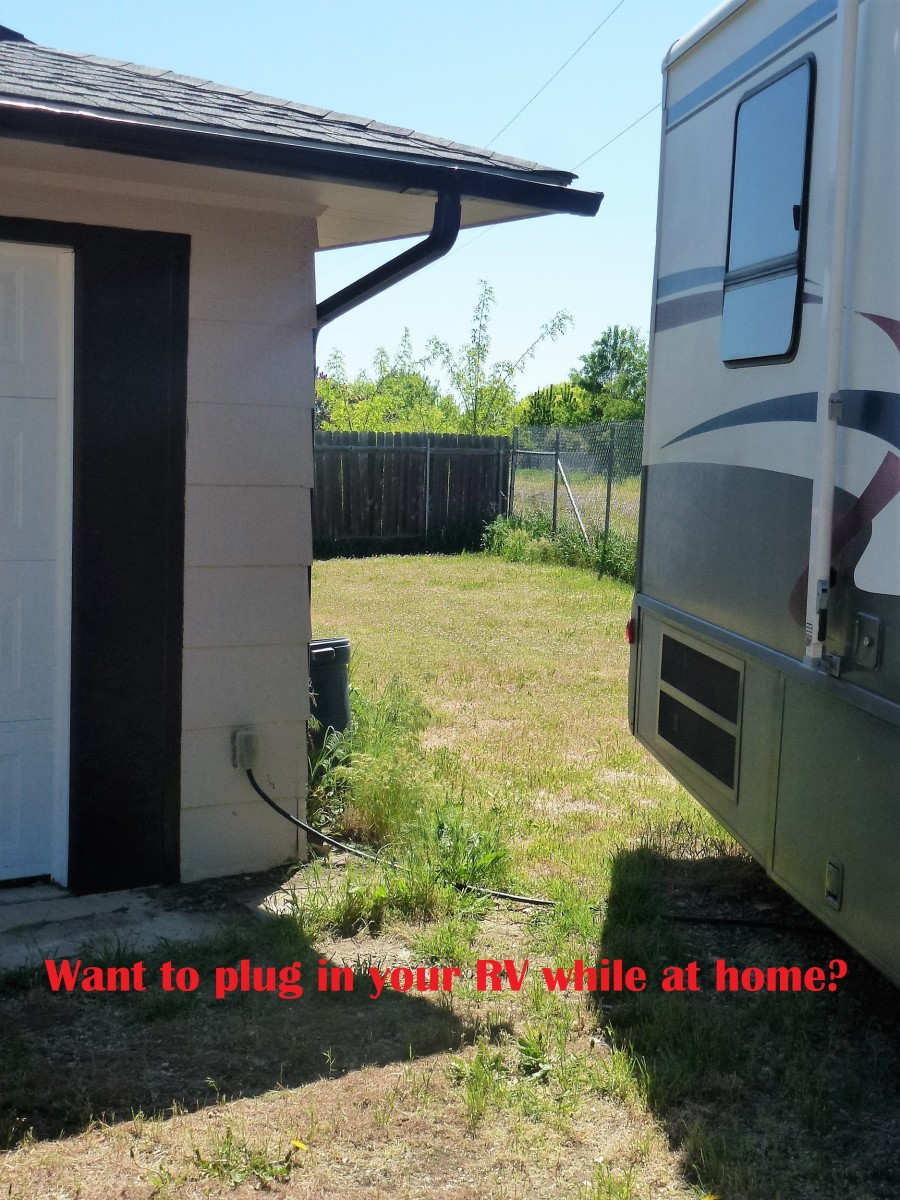How to Install an RV Outlet at Home