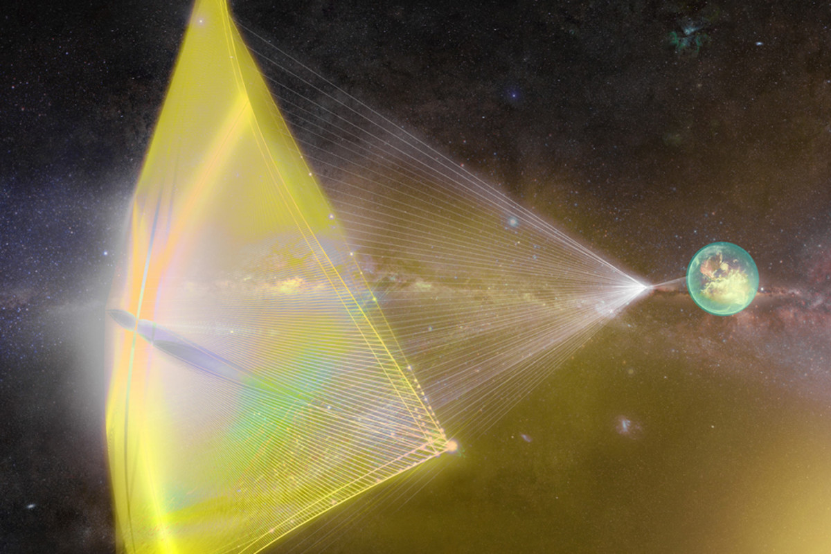 What Is Starshot and the Plan to Visit the Alpha Centauri Star System?