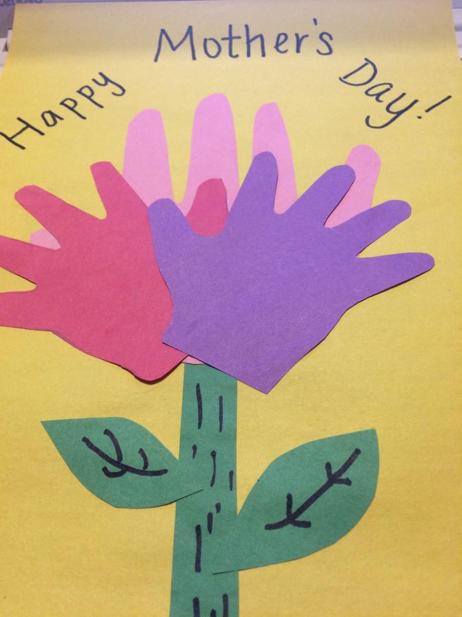 4 Easy Diy Mother S Day Crafts For Kids To Make Feltmagnet