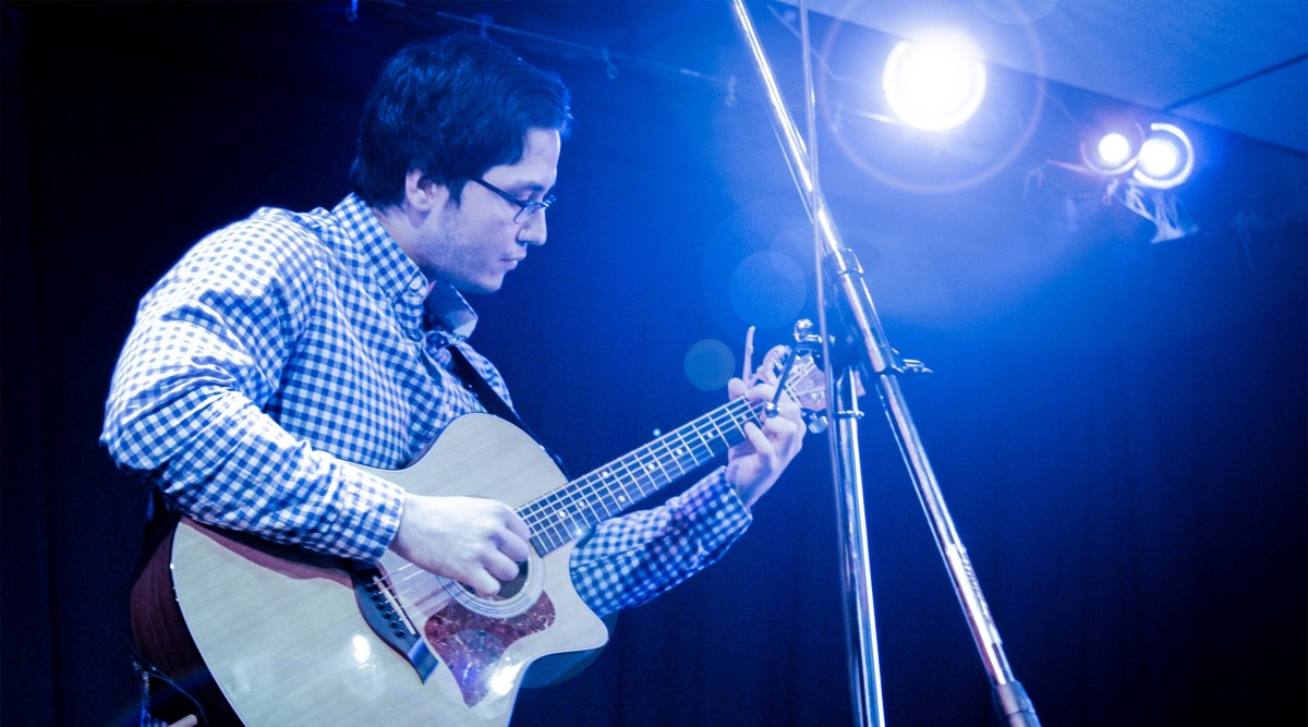 An Interview With Canadian Fingerstyle Guitarist Emilio Bonito