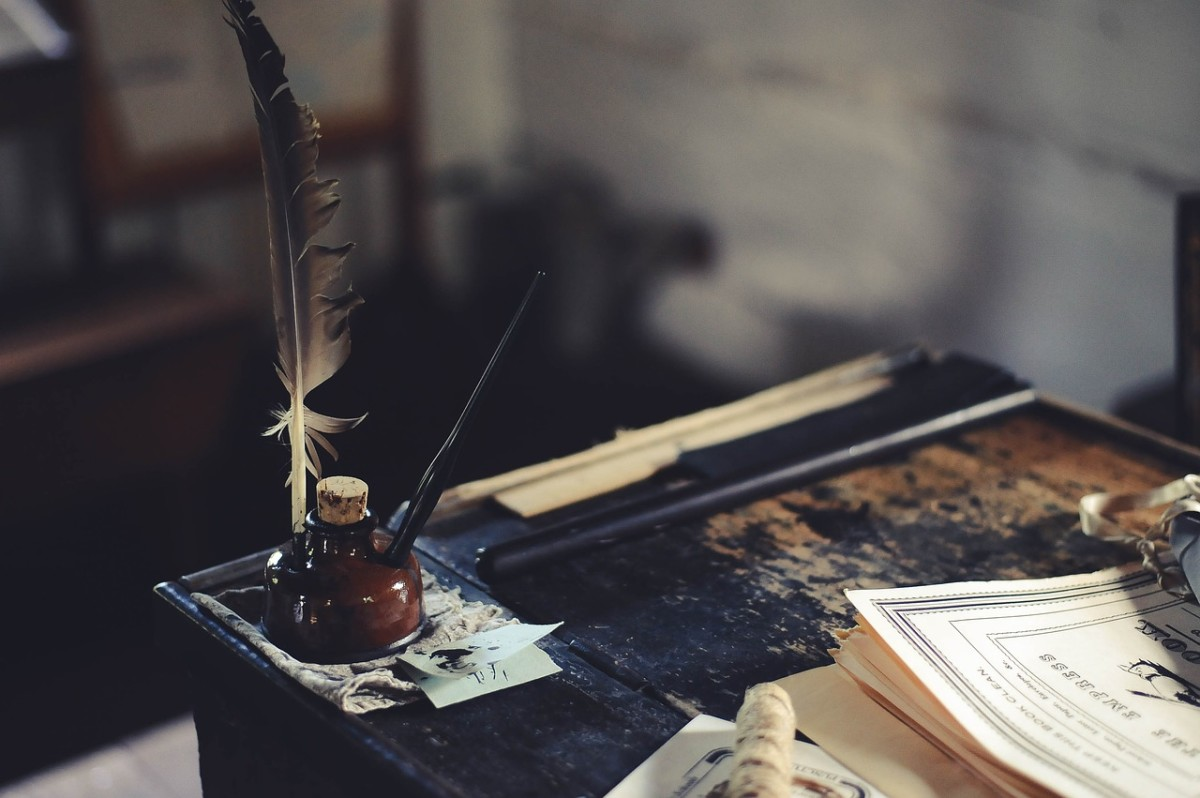 A Spell Upon My Pen: Why Am I a Freelance Writer?