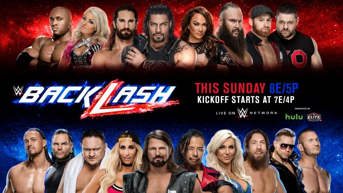 WWE Backlash 2018 Review