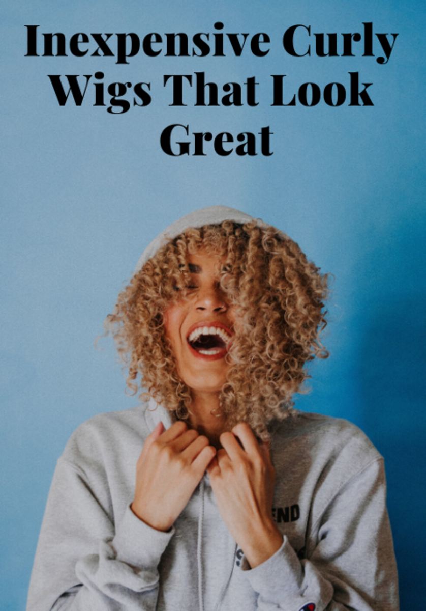 5 Curly Wigs That Only Look Expensive