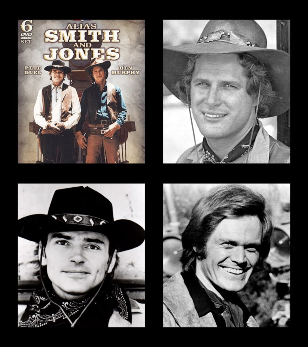 1970s TV Westerns