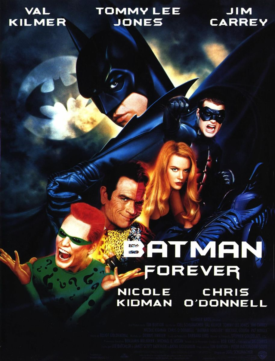 Should I Watch..? 'Batman Forever'