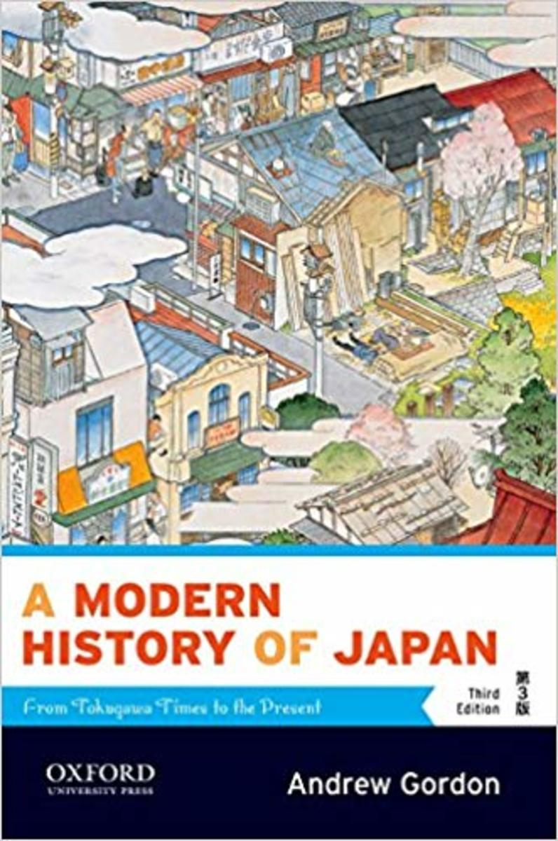 A Modern History of Japan: From Tokugawa Times to the Present Review