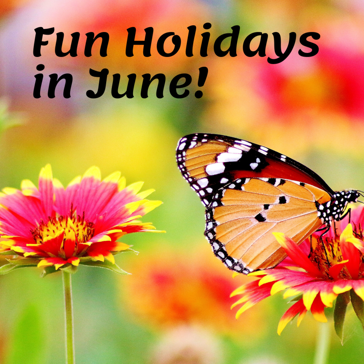 Crazy, Silly Holidays in June That You'll Have Fun Celebrating