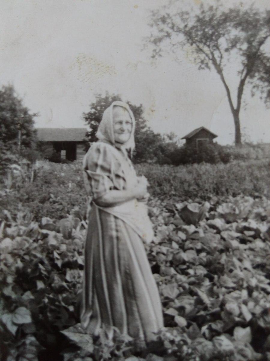 My Little Grandma: Theresa Treml Drexler