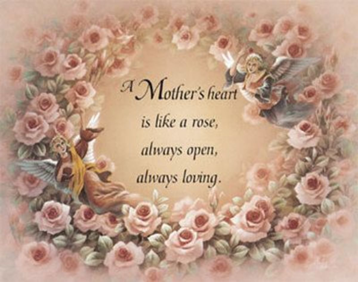 Mothers: A Most Prestigious Gift of God's Love. Sunday's Inspiration 4