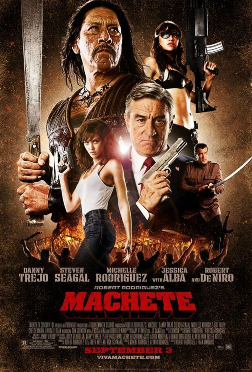 Should I Watch..? 'Machete' (2010)