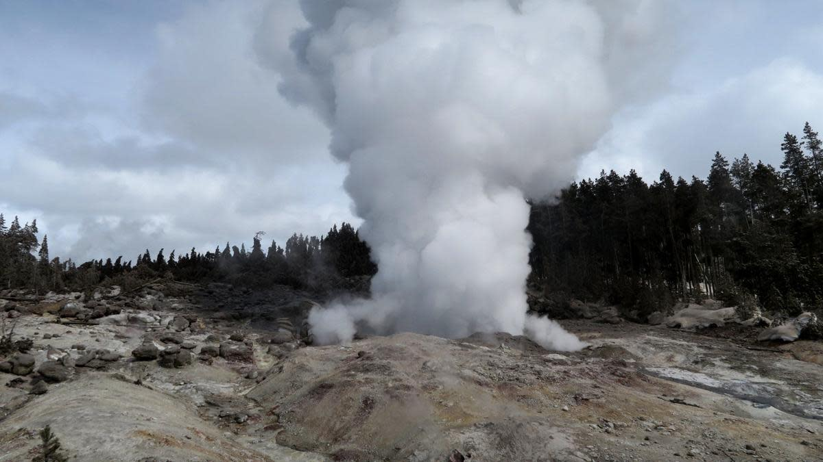 Steamboat Geyser's Unusually High Eruption Activity in 2018