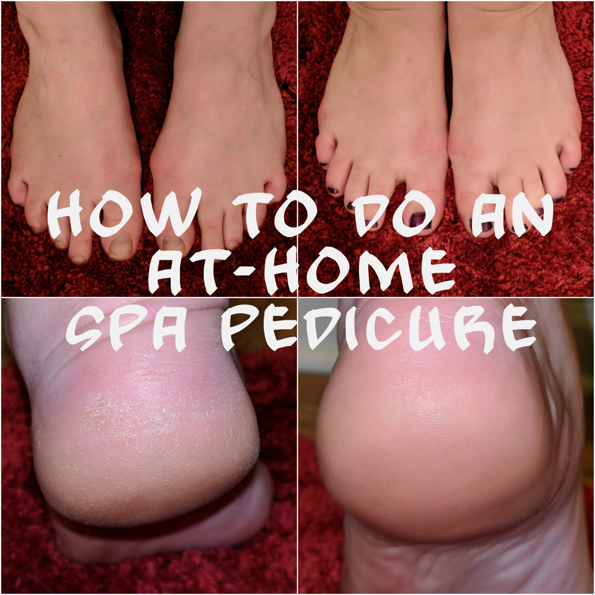 How to Do a Spa Pedicure at Home