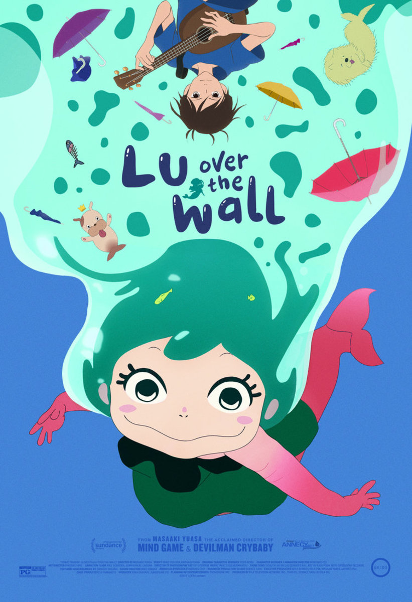 'Lu Over the Wall' (2018) Review