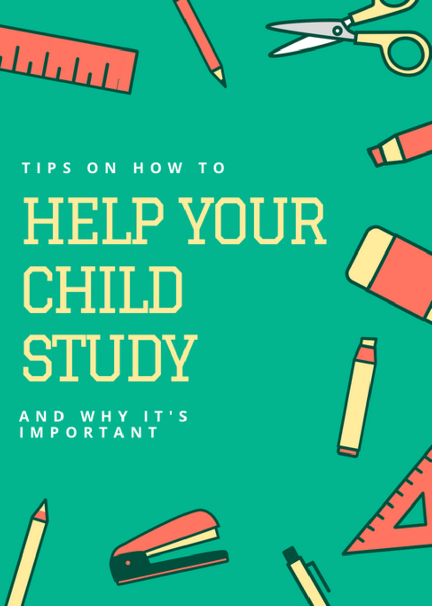 How to Help Your Child Study for an Exam
