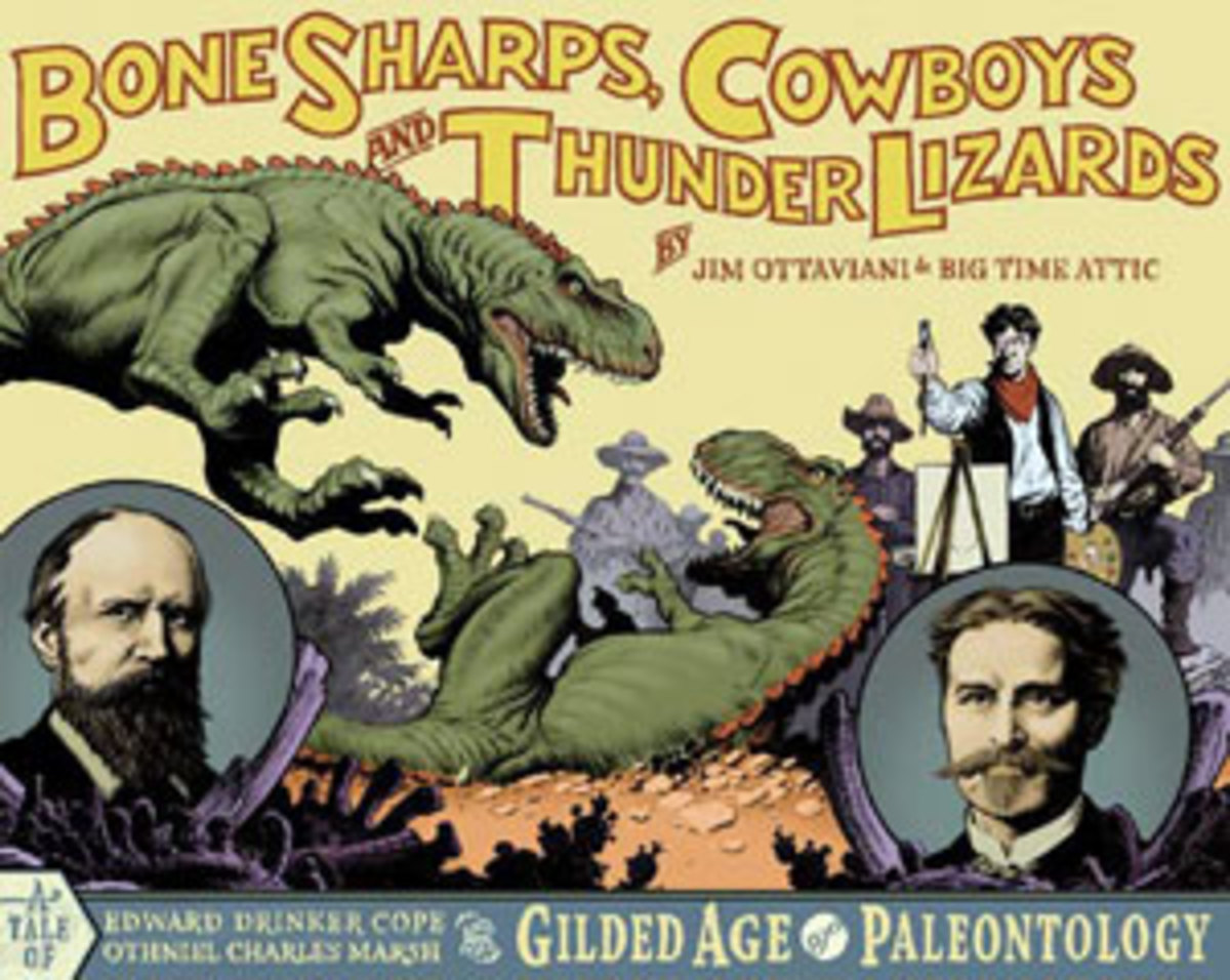 Excellent graphic history of the bone wars