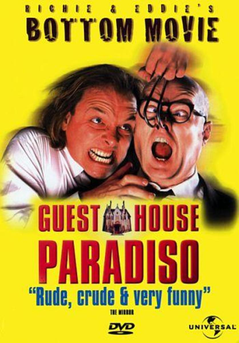 Should I Watch..? 'Guest House Paradiso'