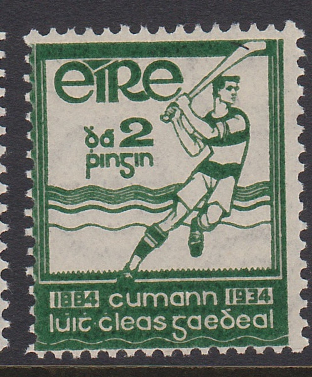 The GAA was pivotal in promoting an Irish identity.